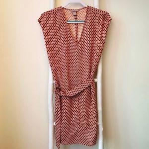 Short sleeve, v-neck H&M dress - never worn